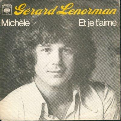 GERARD LENORMAN sur Chante France