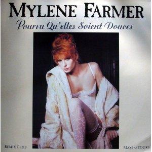 MYLENE FARMER sur Chante France