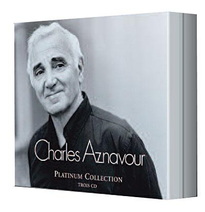 CHARLES AZNAVOUR sur Chante France